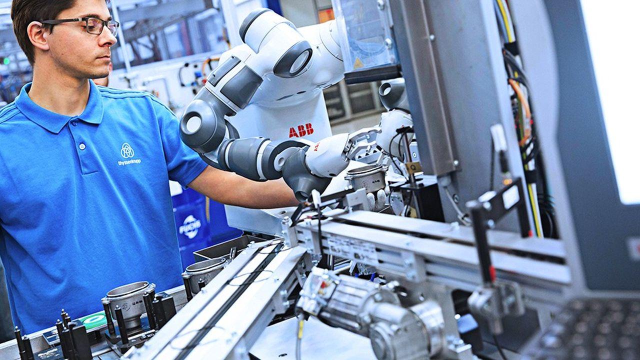 Repreneur, en 1998, de l'usine Someflor à Florange, l'équipementier ThyssenKrupp Presta France a souhaité avant tout être au coeur des industries automobiles françaises et allemandes.
