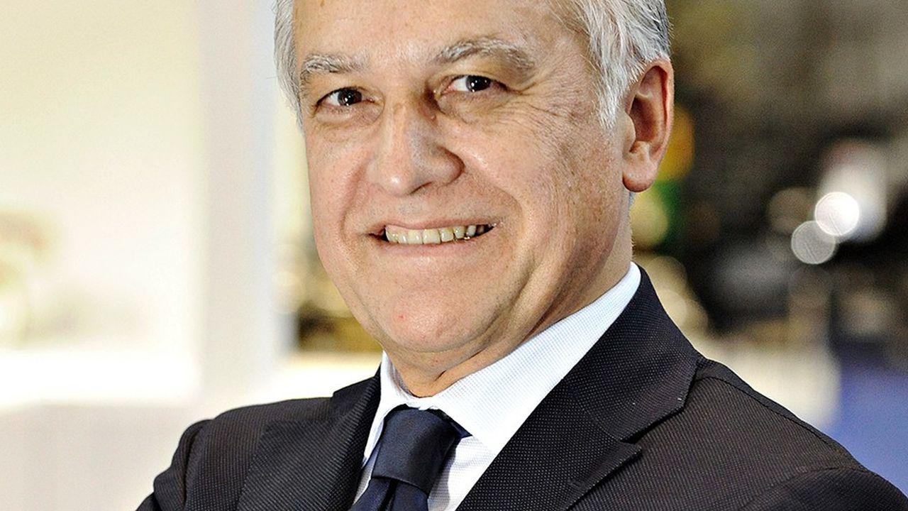 Erik Jonnaert est le secrétaire général de l'ACEA, qui regroupe la quasi-totalité des constructeurs européens.