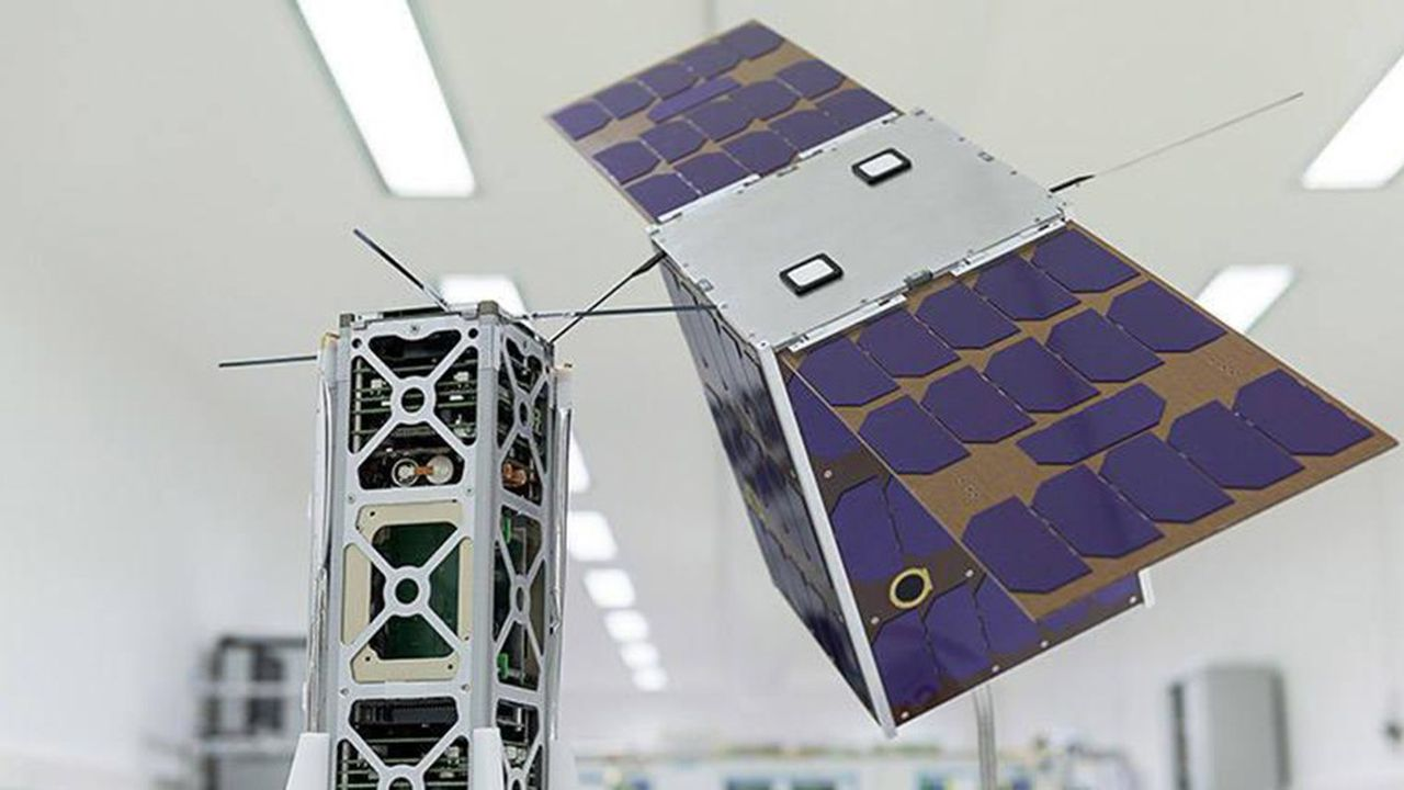 Les 20 micro-satellites ne pèseront que 25 kilos chacun.