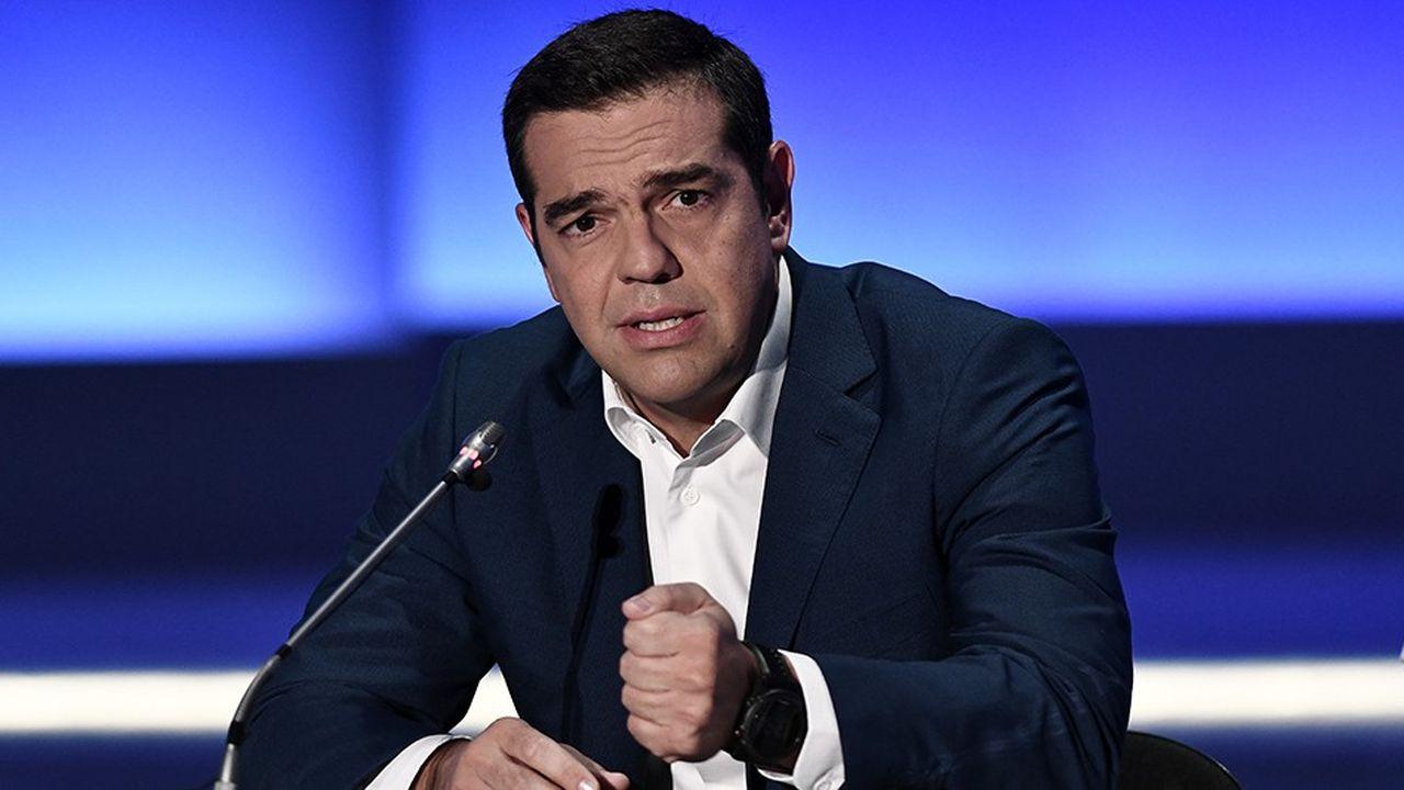 Le Premier ministre grec, Alexis Tsipras, a appelé samedi à Thessalonique à engager par une série de mesures de relance la renaissance de la Grèce.