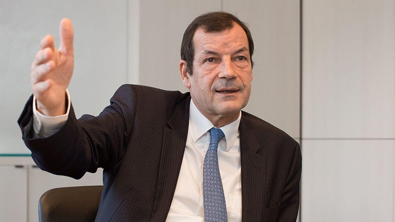 Thierry Derez, le patron de Covéa, propose de garder SCOR en Boursedans son projet d'offre à plus de 8milliards d'euros.