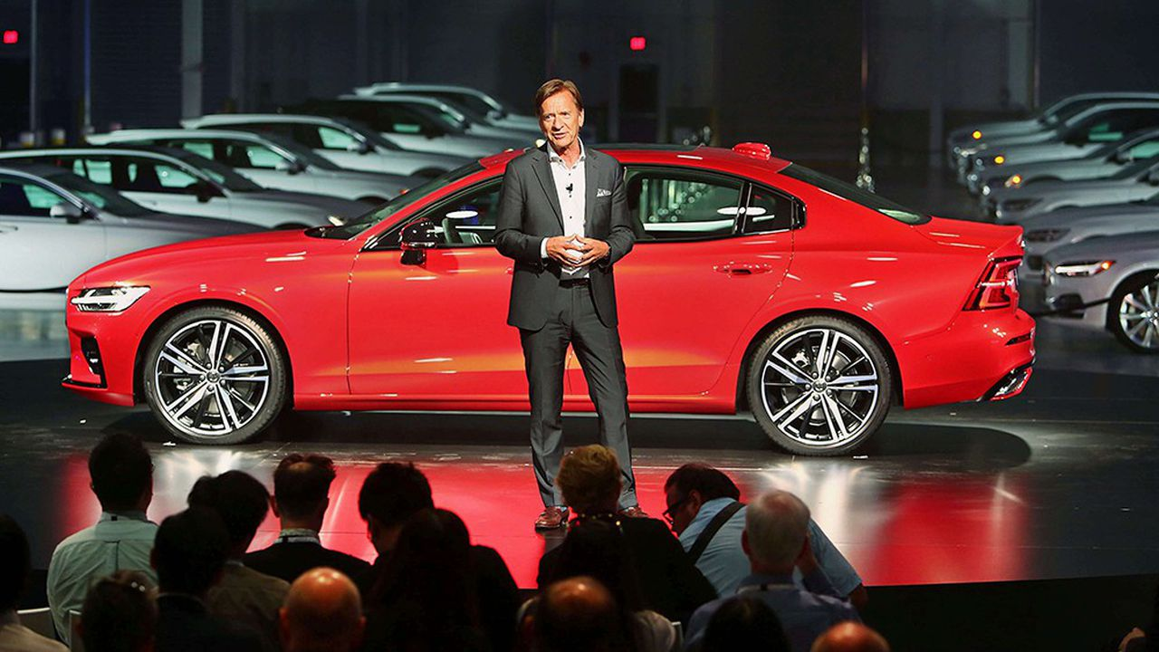 Le patron de Volvo Cars Hakan Samuelsson a aussi indiqué avoir renoncé à son projet d'une usine aux Etats-Unis.
