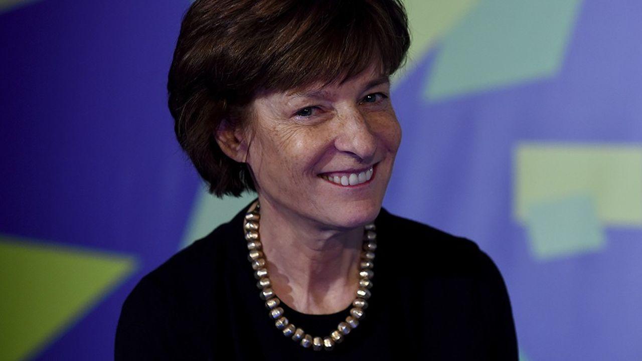 Patricia Barbizet a fait son entrée au conseil d'AXA.