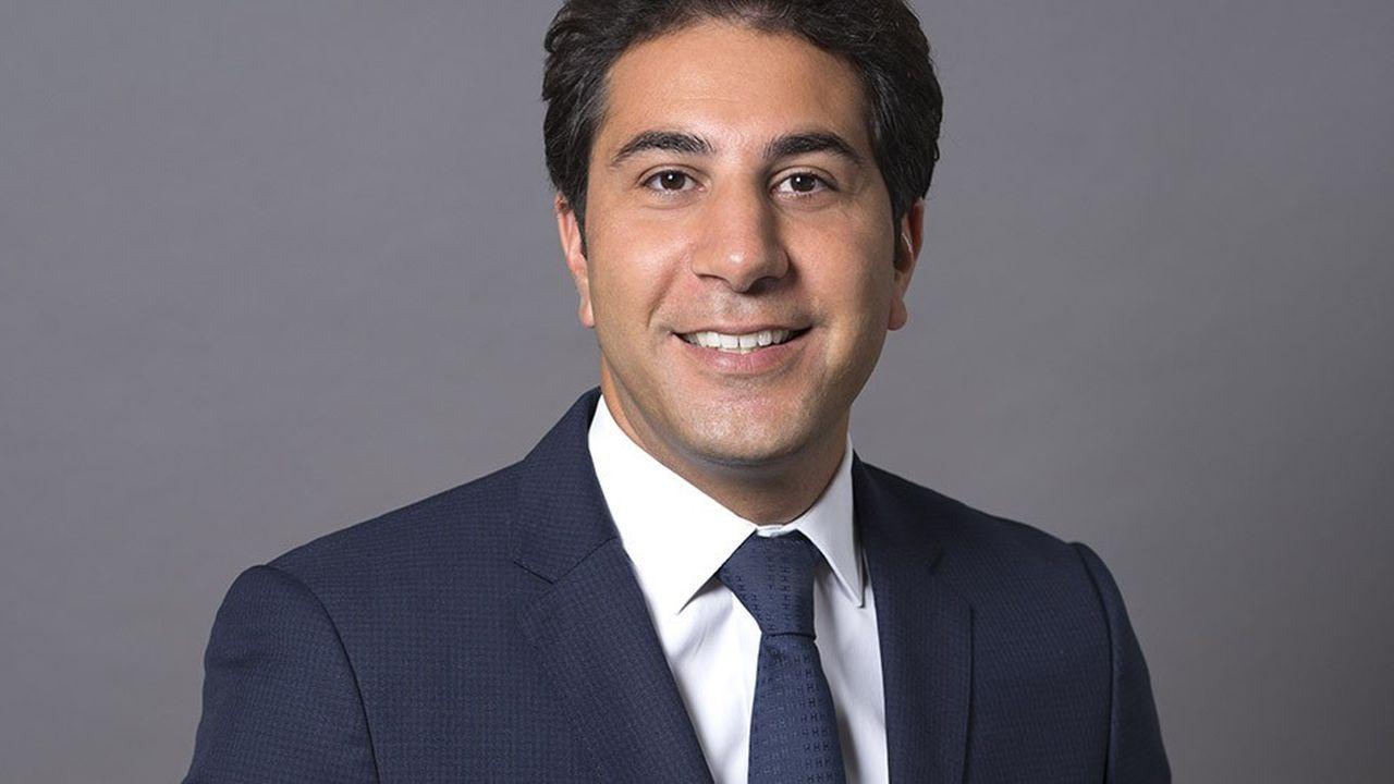 Bruno Knadjian, nouvel associé fiscal corporate du cabinet Herbert Smith Freehills.