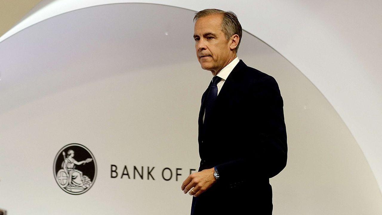 Mark Carney va rester jusqu'en 2020 à la tête de la Banque d'Angleterre
