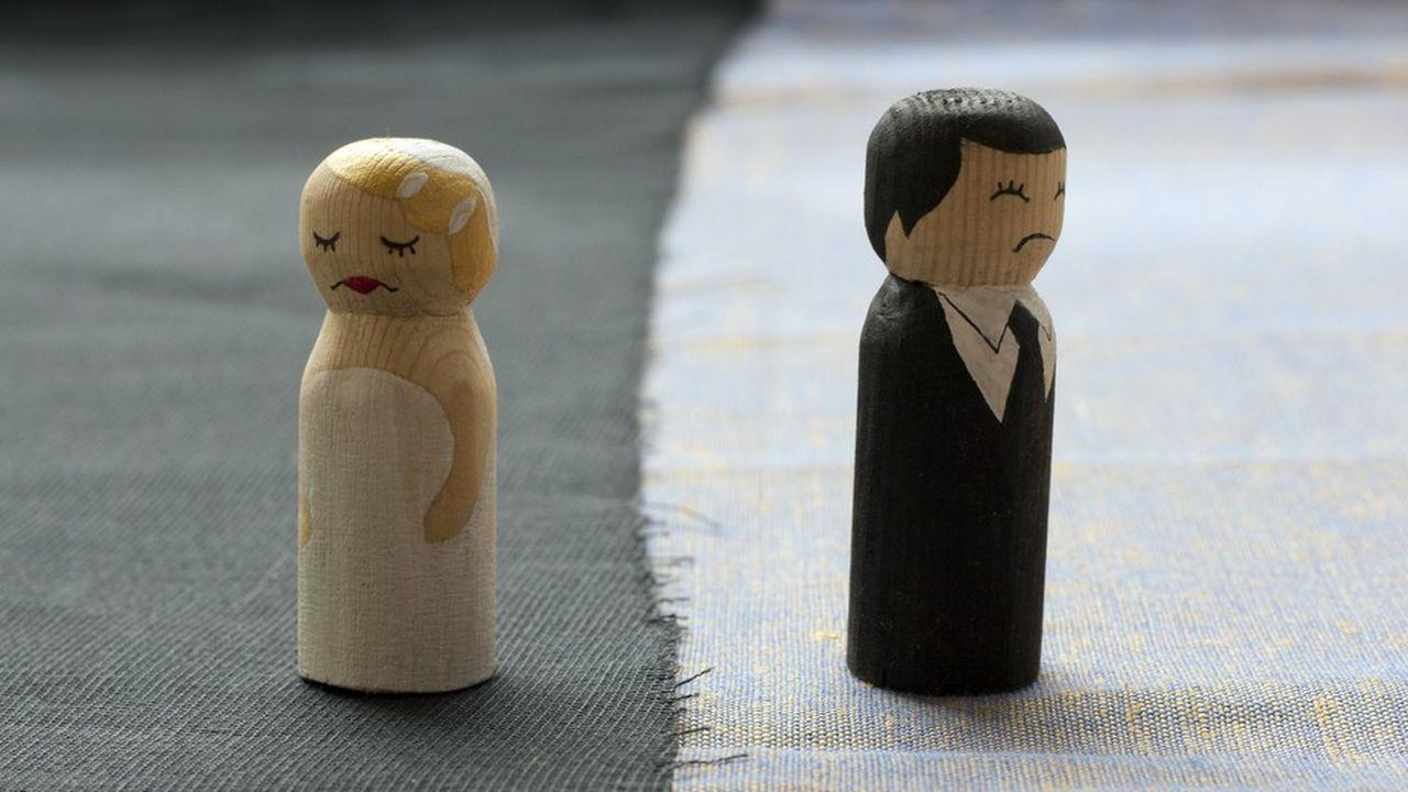 L'institut italien de statistiques comptabilise aujourd'hui 1,6million de divorces