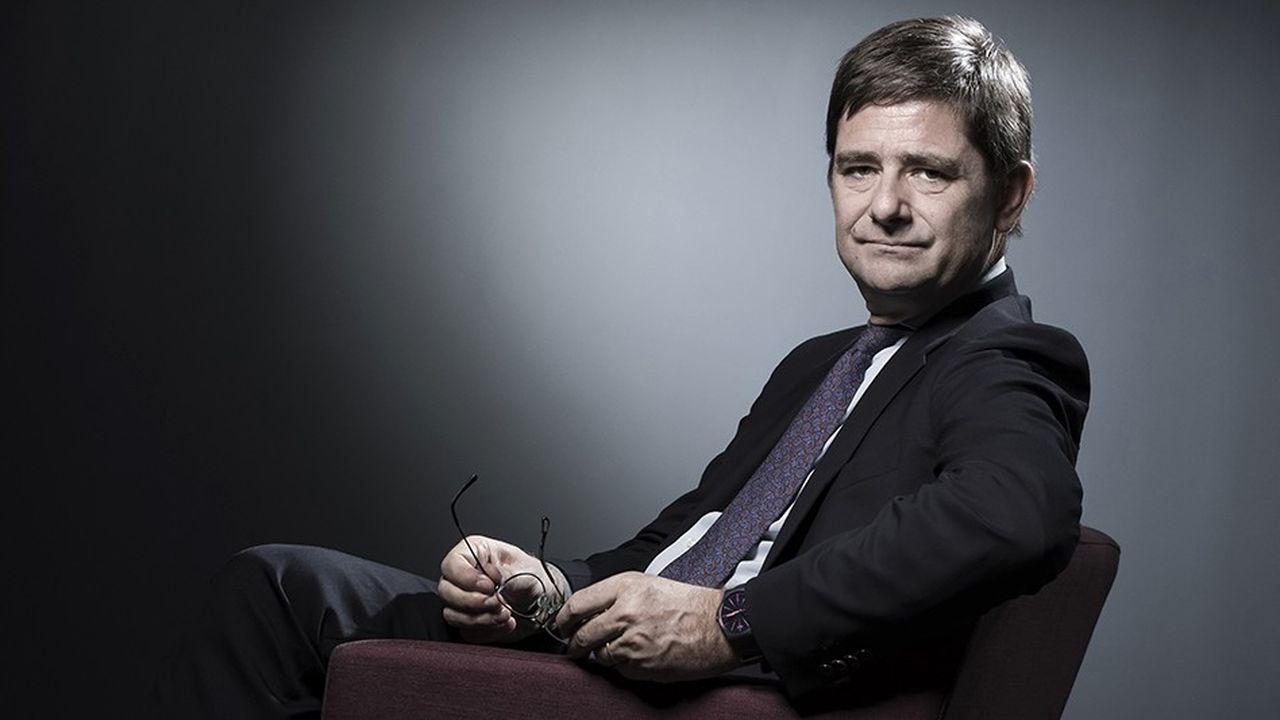«Dans nos produits bancaires et dans la manière dont on approche le marché, on descend de plus en plus vers les tous petits clients», a expliqué Nicolas Dufourcq, le directeur général de bpifrance.