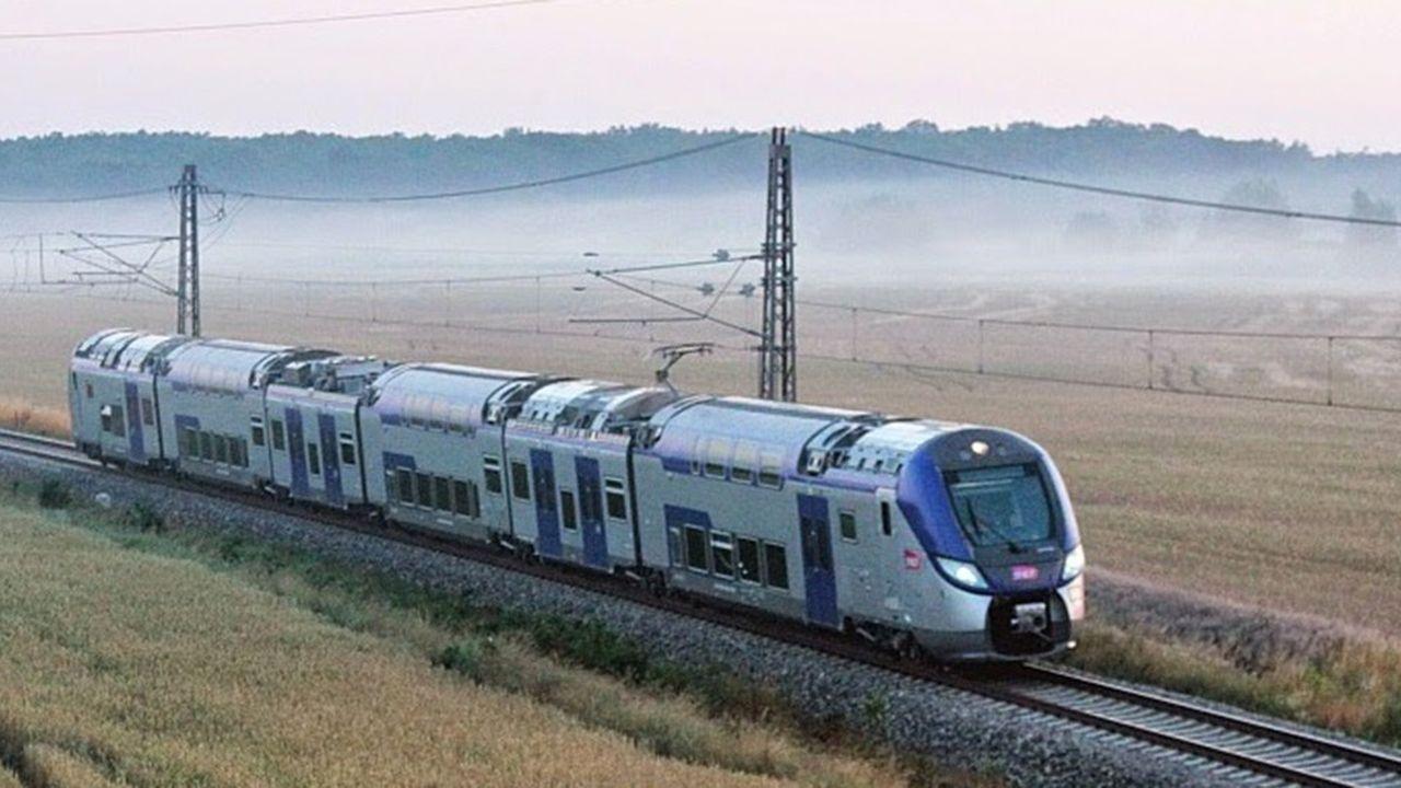 L'un des consortiums travaillera à mettre au point un train régional (TER) autonome, à partir d'un modèle existant du constructeur ferroviaire Bombardier, le Regio 2N.
