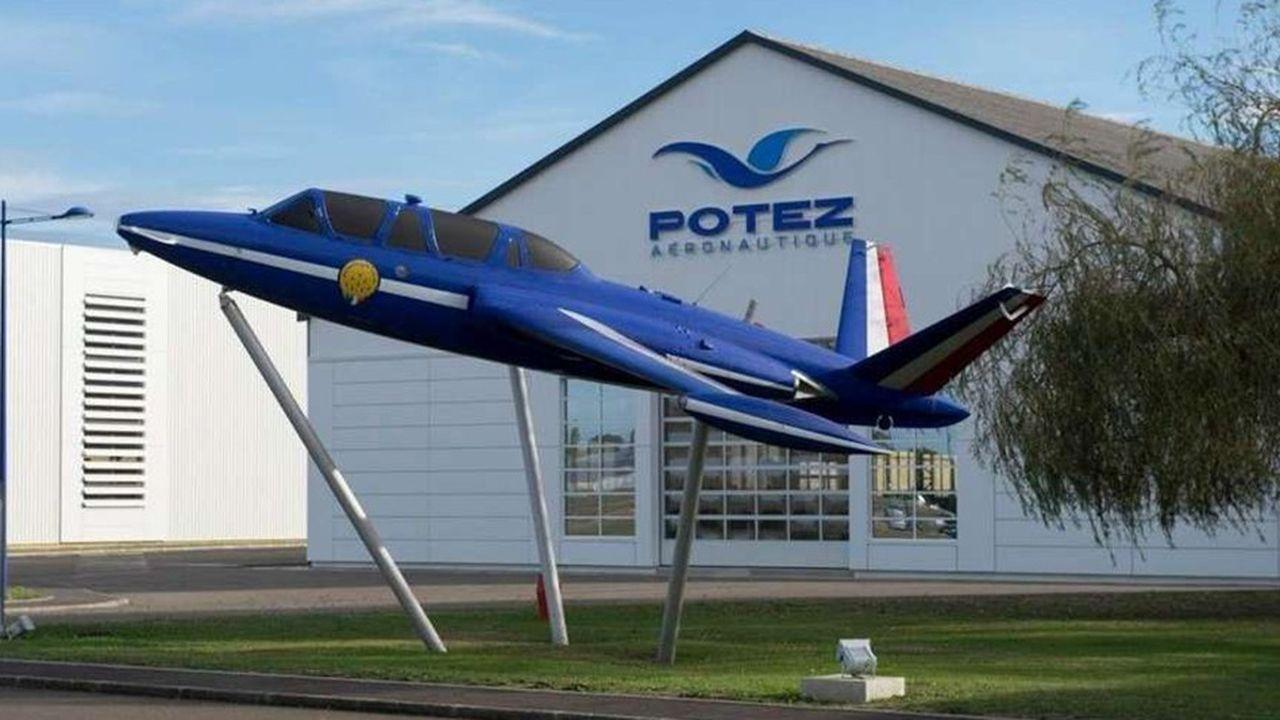 Le groupe landais aéronautique Potez travaille avec Bpifrance pour monter en puissance à l'international.
