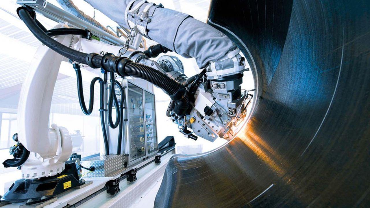 Les pièces en compositecontribuent à à limiter la consommation de carburant des avions.