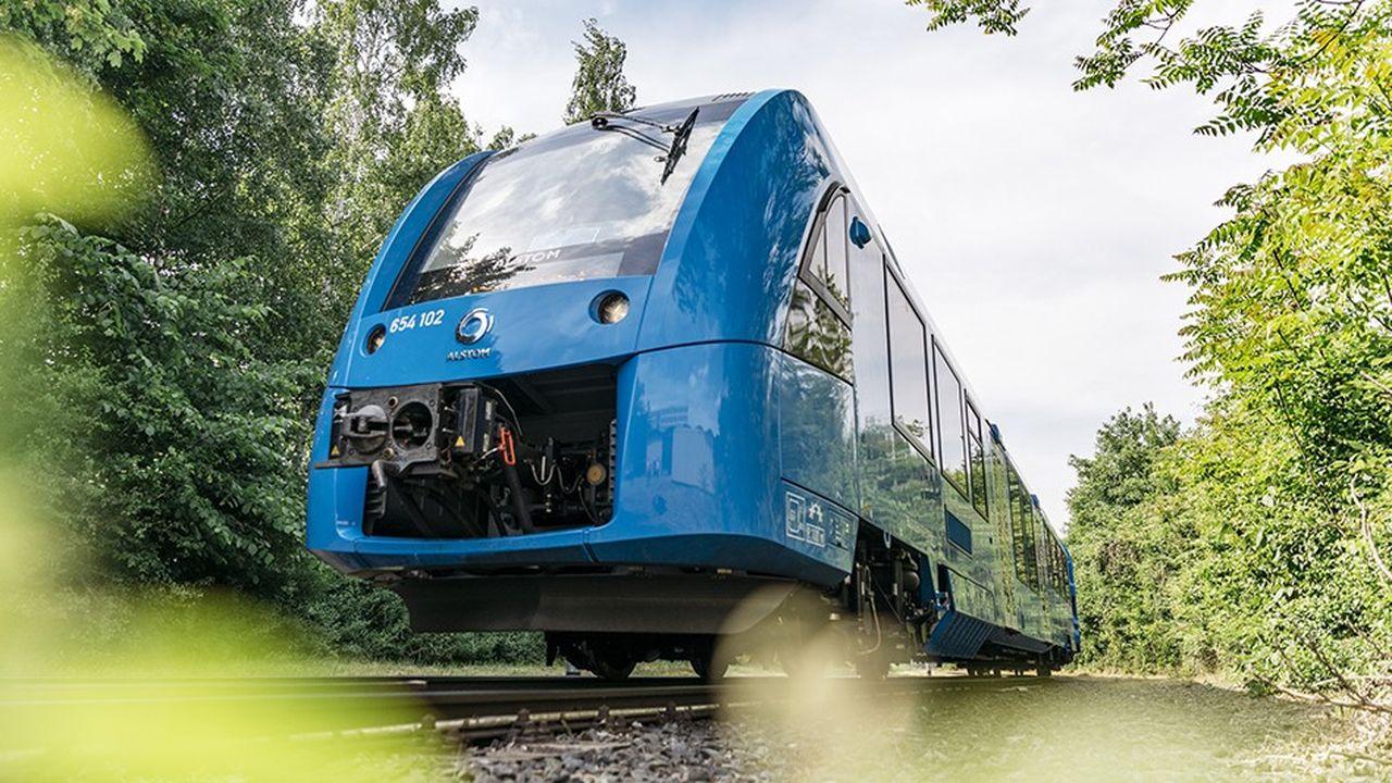 Le train à hydrogène Coradia iLint d'Alstom a obtenu en juillet l'homologation des autorités allemandes pour entrer en service commercial.