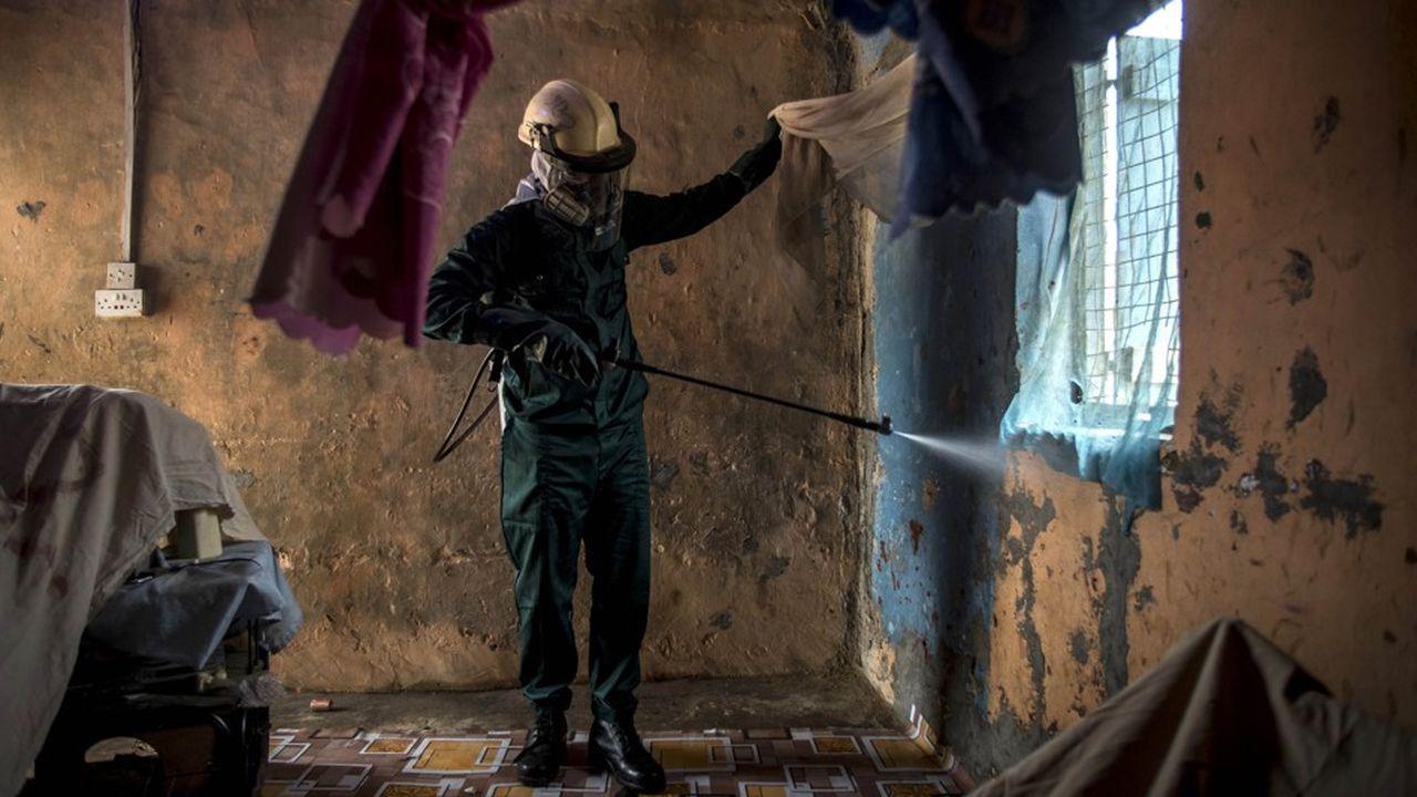 Le paludisme est l'une des trois pandémies contre lesquelles lutte le Fonds mondial.