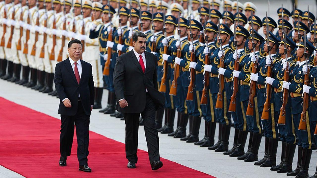 La Chine demeure l'un des rares alliés du Venezuela. Elle vient de renouveler sa confiance à Caracas en même temps que son aide.