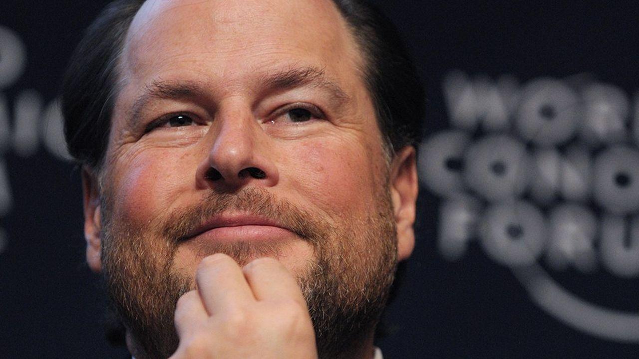 Marc Benioff, le fondateur de Salesforce, a repris le magazine «Time» à titre personnel, pour 190millions de dollars.