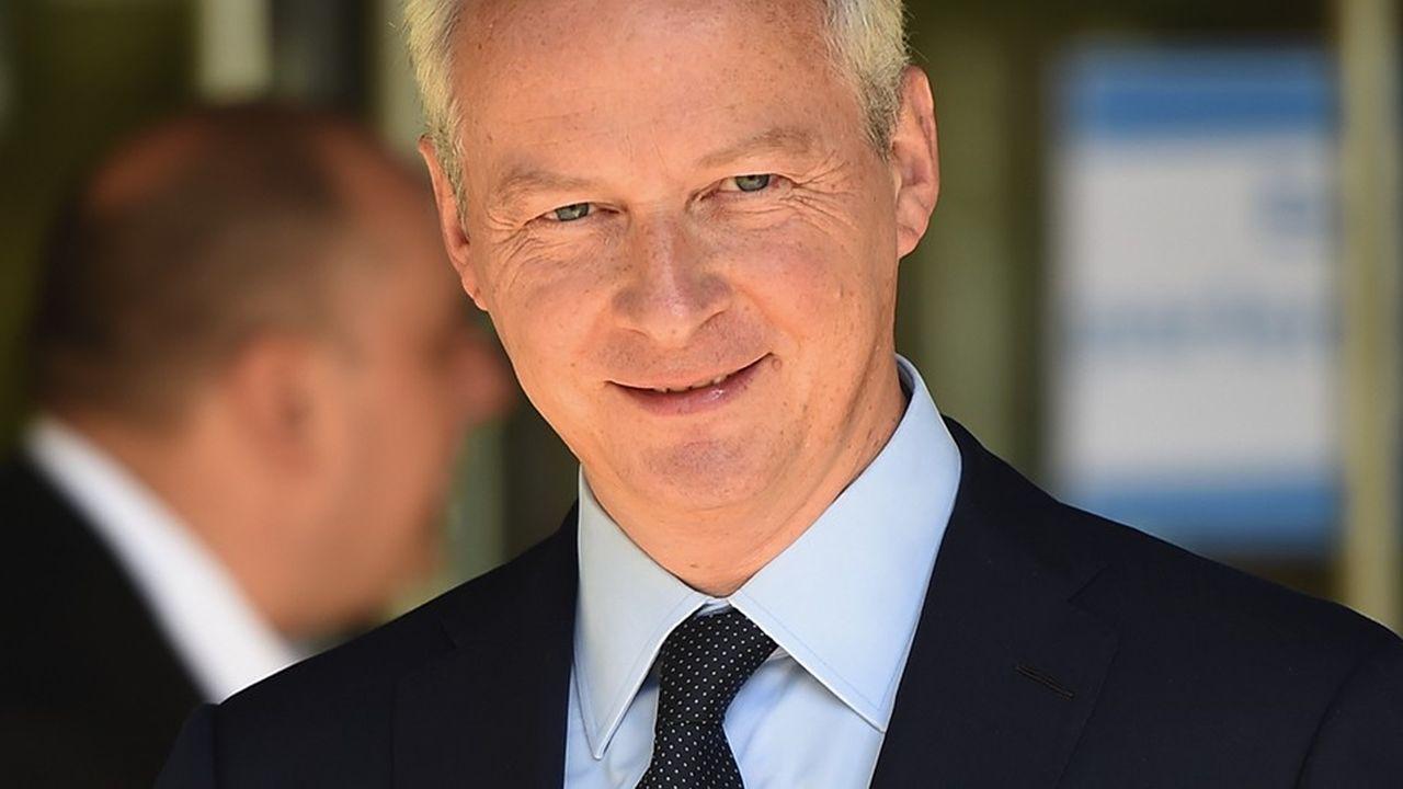 Bruno Le Maireveut faire évoluer les missions de la direction générale de concurrence, de la consommation et de la répression des fraudes.