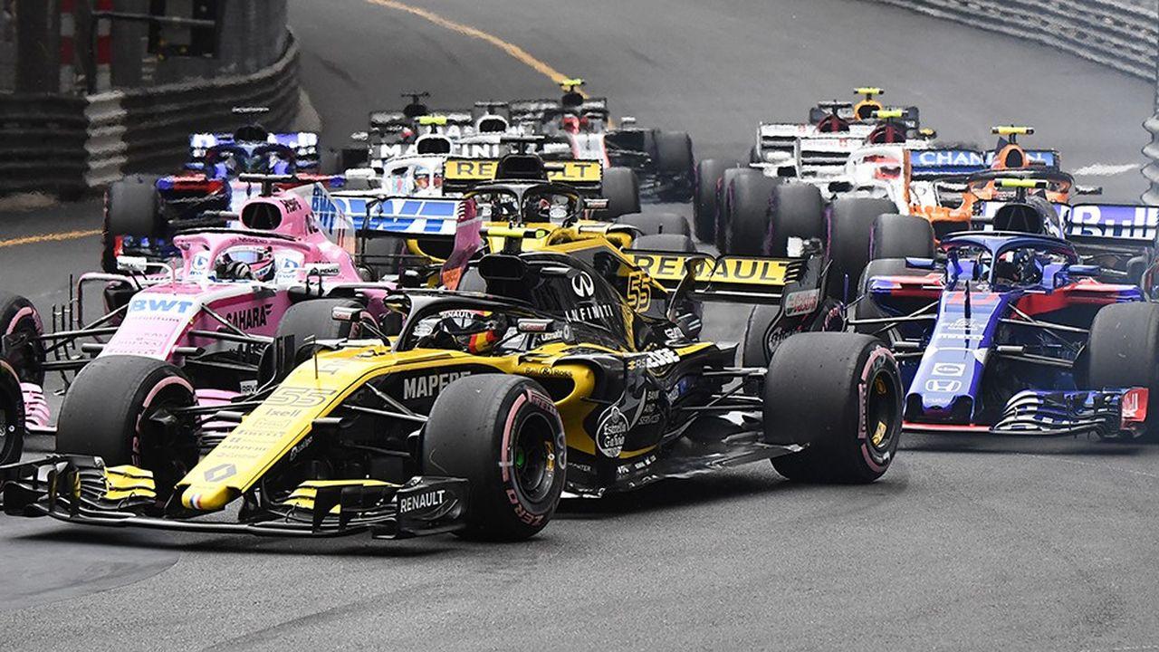 Les sociétés de paris en ligne pourront arborer leurs noms sur les bords des circuits de F1, mais pas organiser des jeux sur les courses.