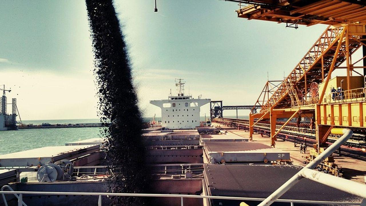 Aujourd'hui, moins de 10% de la production minière d'Anglo American est vendue via des sociétés de négoce dédiées, contre 60% il y a cinq ans.