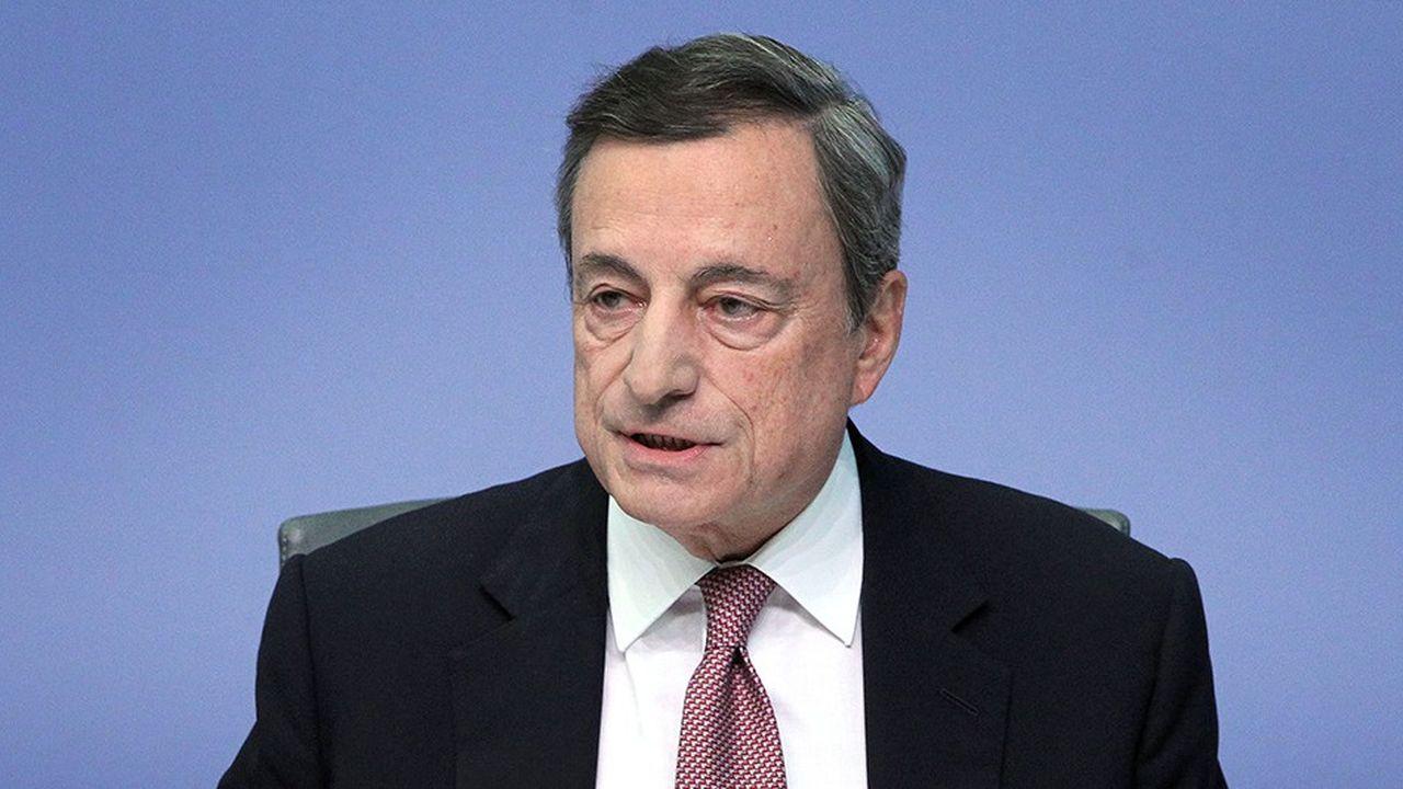 UniCredit espère obtenir de Francfort certains assouplissements localisés. A l'échelle européenne, la réduction des créances douteuses reste la condition pour finaliser l'Union bancaire, a insisté mardi Mario Draghi, le président de la BCE à l'occasion d'une conférence sur la supervision financière.