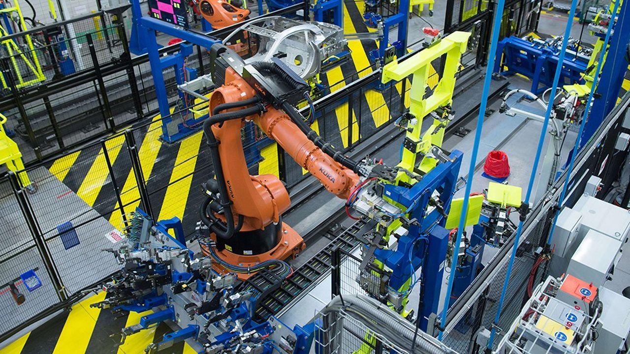 Selon le BCG, la mise en oeuvre des technologies de l'industrie du futur génère des gains importants, de l'ordre de 10 à 20%, sur les coûts de fabrication hors matières premières.
