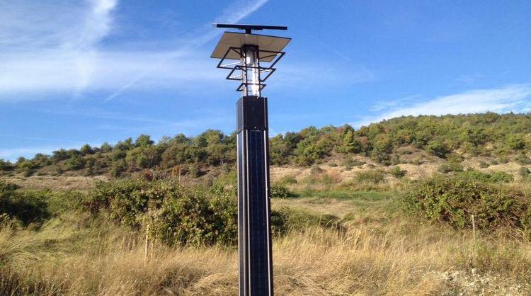 Lumi'iN mise sur l'éclairage public vert