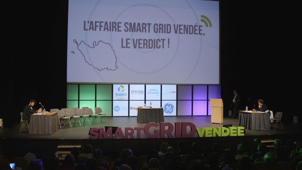 Smart Grid Vendée prépare le réseau éléctrique de demain