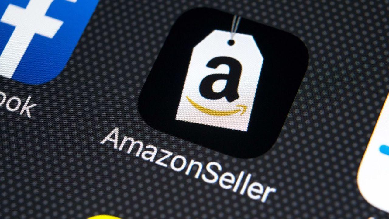 Amazon est aussi un acteur majeur dans la pub en ligne.