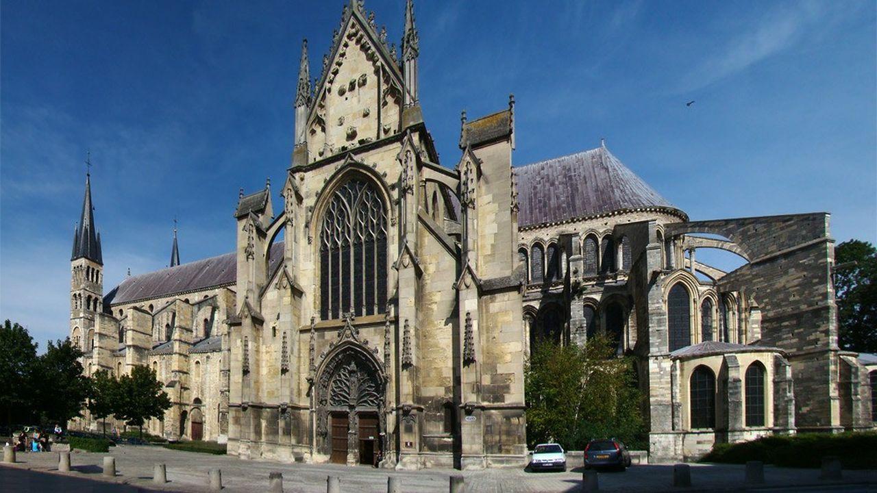 La basilique Saint-Rémi de Reims