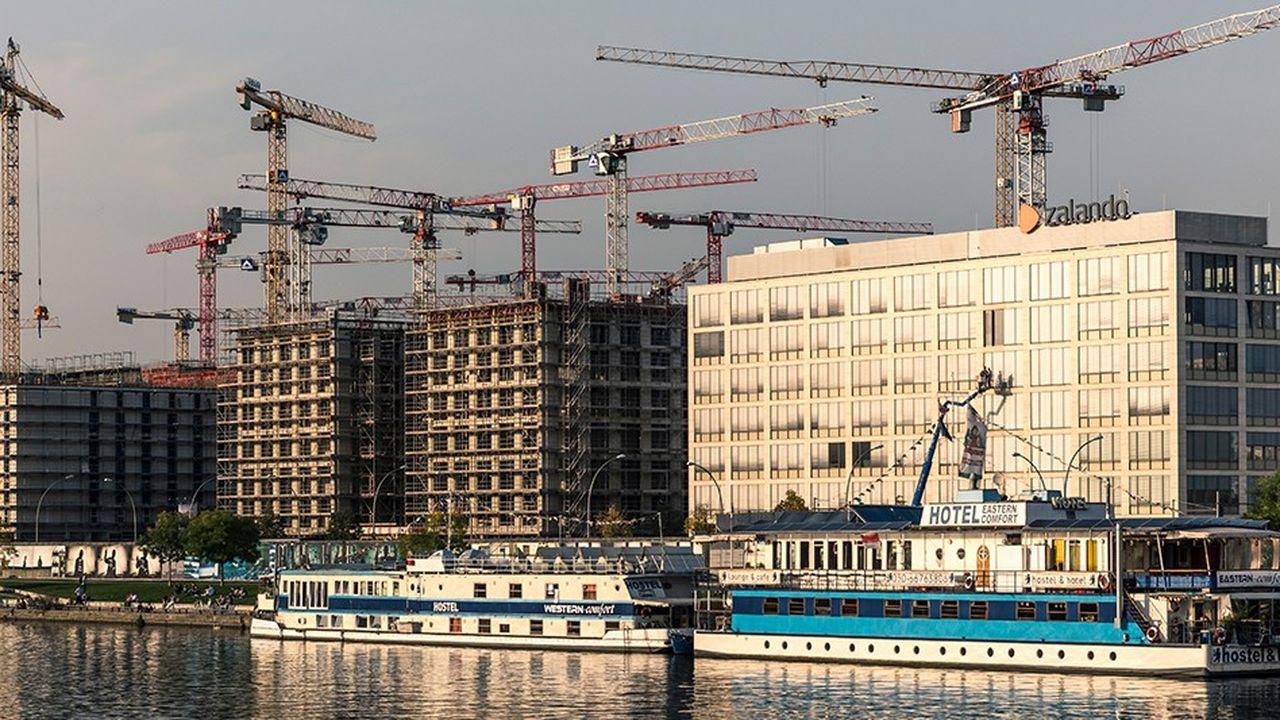 Selon une étude de la fondation Hans Böckler, à elle seule la ville de Berlin aurait un déficit de 310.000 logements.