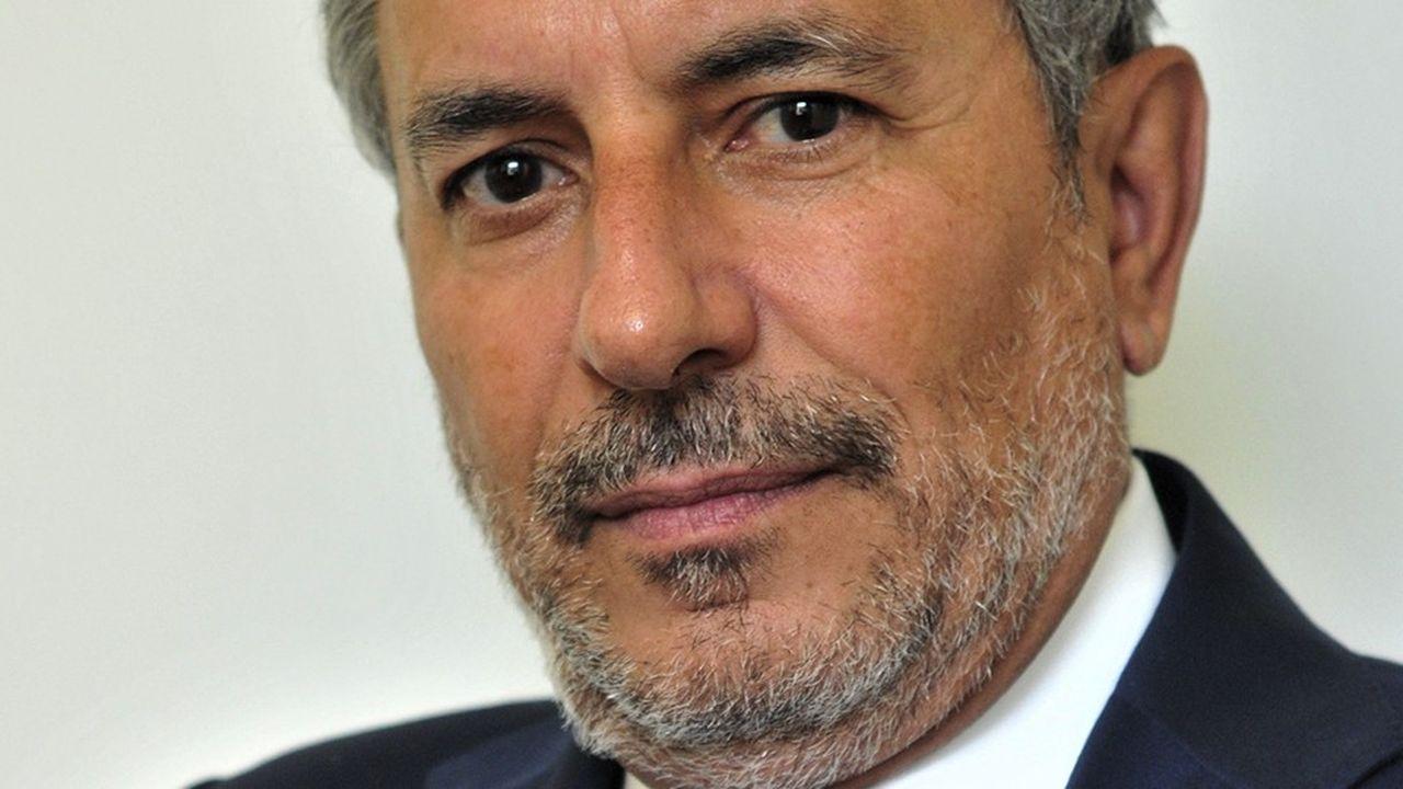 Carlo Michienzi, membre du comité exécutif de C-Quadrat
