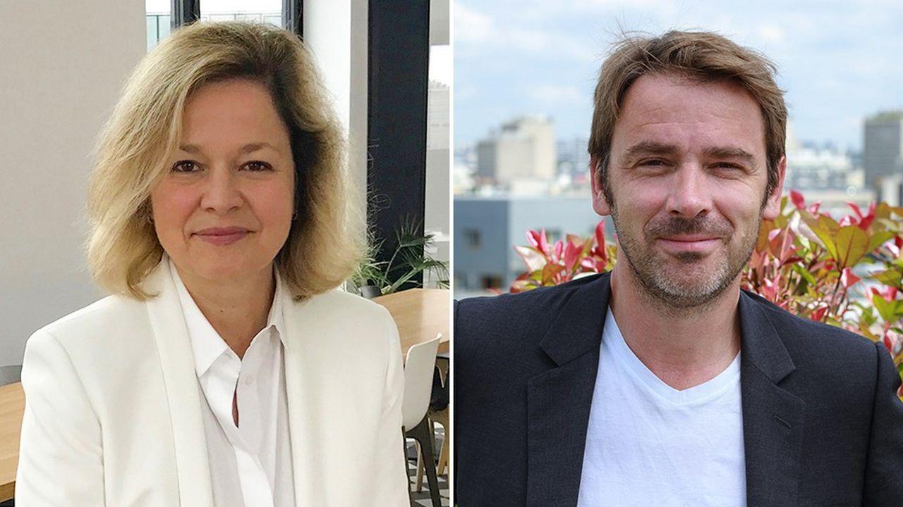 Valérie Accary et Olivier Rippe, co-CEO de BBDO Paris, optent pour une spécialisation accrue de leurs structures, qu'accompagne la volonté de diffuser des campagnes hyper-ciblées.