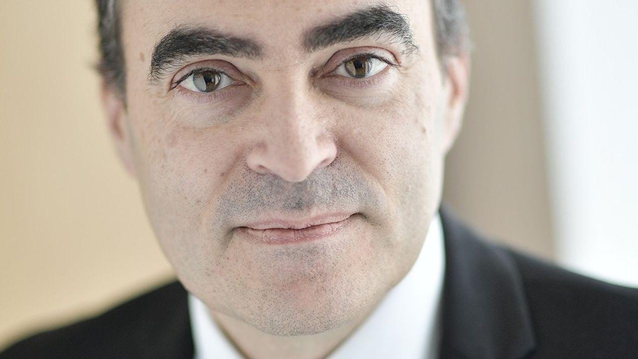 Xavier Parain, secrétaire général adjoint de l'AMF, en charge de la gestion d'actifs