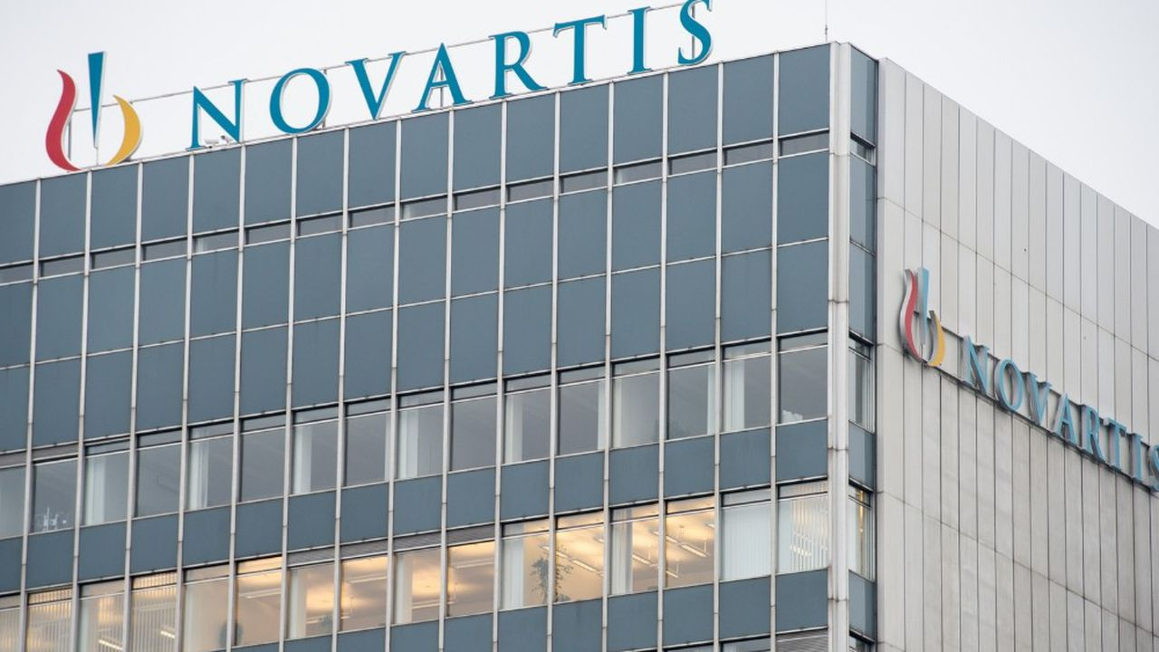 Novartis emploie actuellement environ 13.000 personnes en Suisse