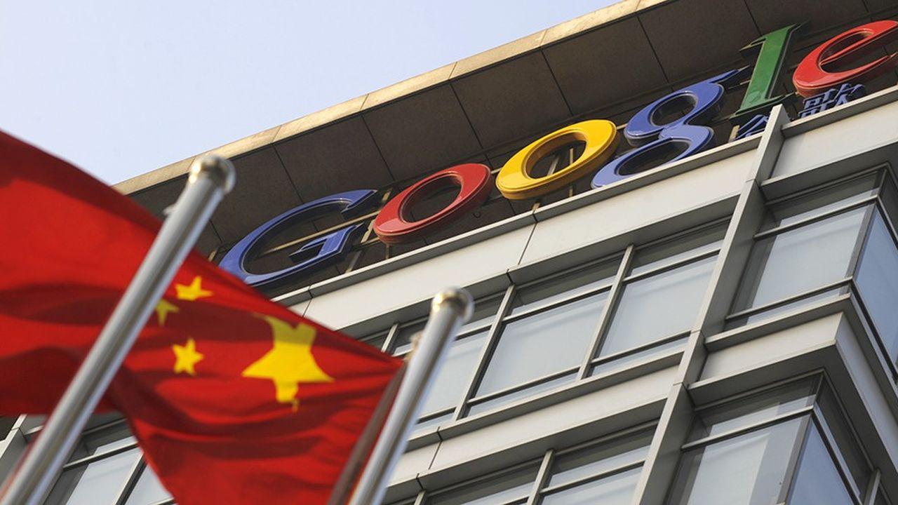Googleet la tentation du marché chinois