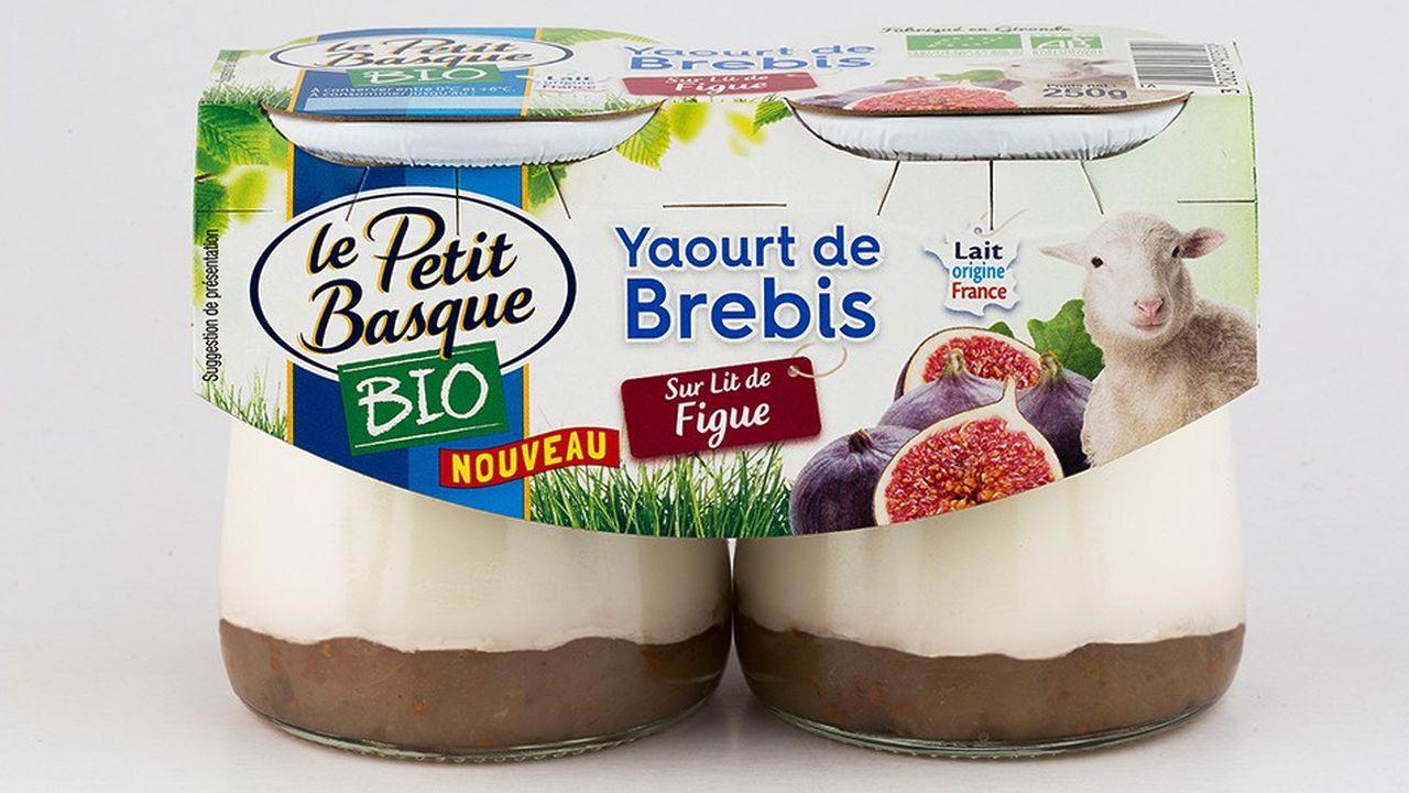 Le lait de brebis est particulièrement adapté à la préparation des desserts. En quatre ans, Le Petit Basque a doublé ses ventes.