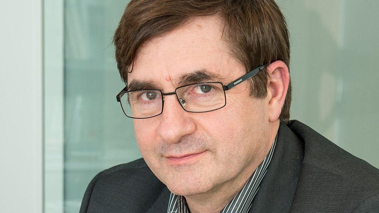 Henri Wallard, directeur général délégué d'Ipsos