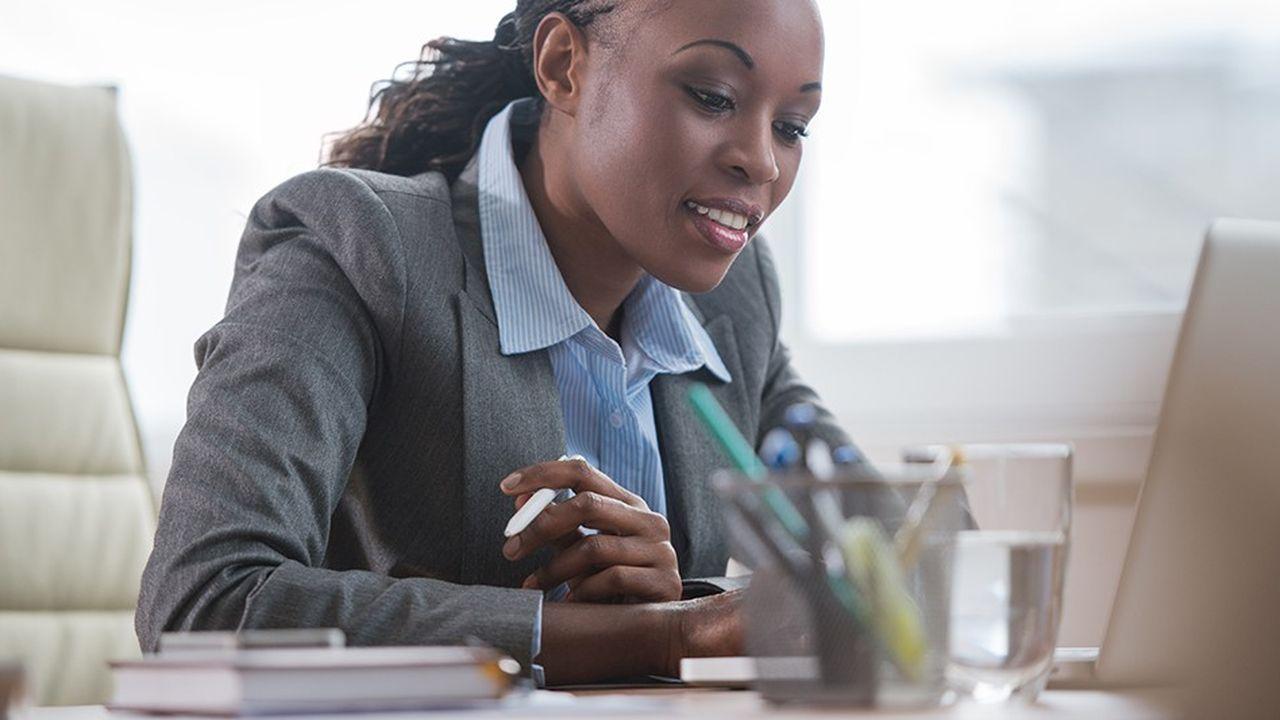 Une femme sur trois déclare avoir un projet de création d'entreprise, selon l'étude Roland Berger.