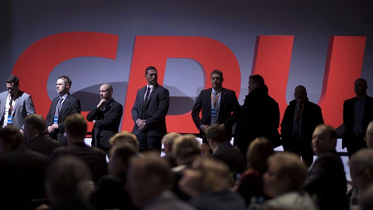 Le nouveau président du groupe parlementaire CDU en Saxe n'exclut plus une coalition avec l'AfD après les élections régionales de septembre2019.