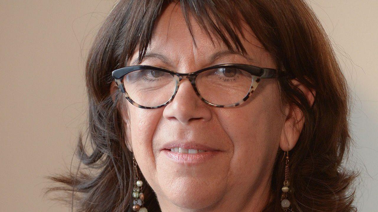 Martine Clémente, directrice de l'action économique à l'INPI.