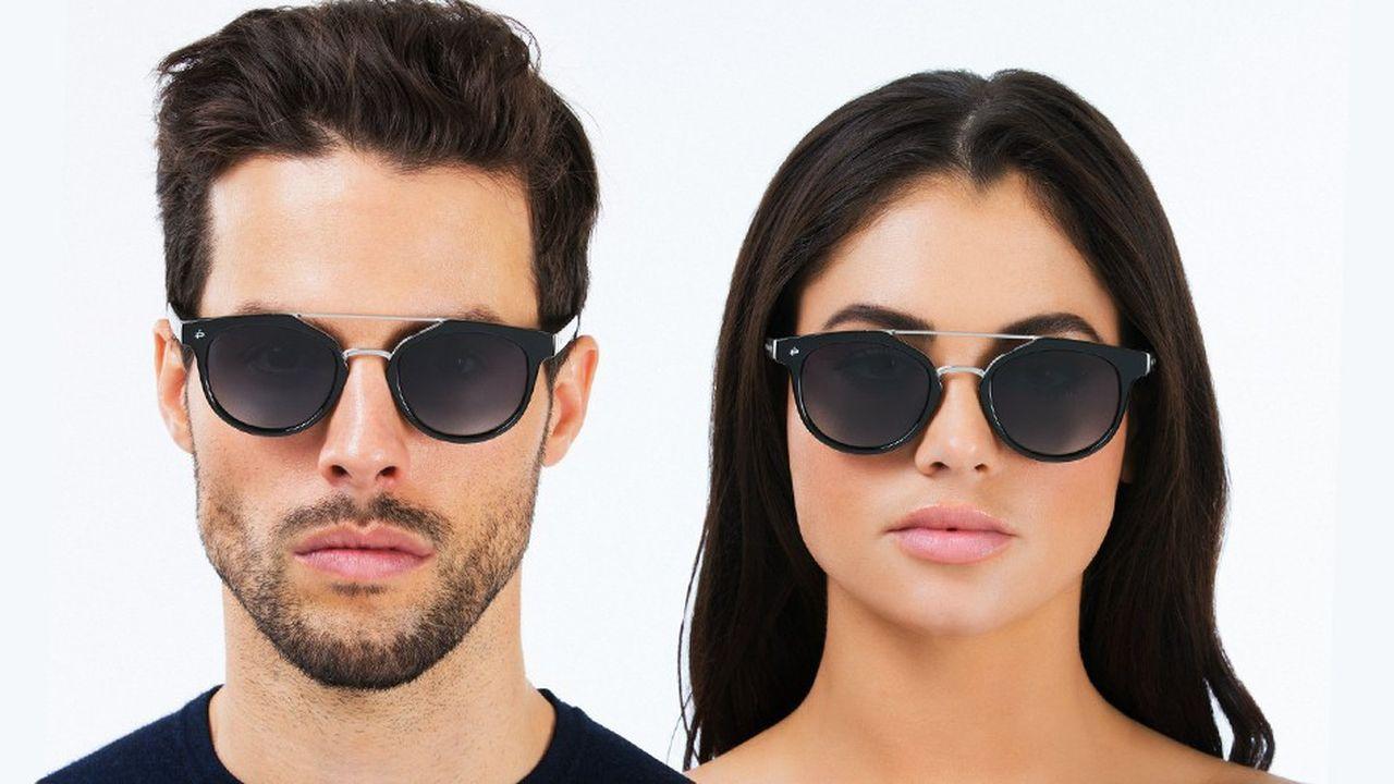 Fabriquées en Chine, les lunettes Privé Revaux offrent un large choix de solaires (sans verres correcteurs) à des prix défiant toute concurrence, 35 euros en moyenne.