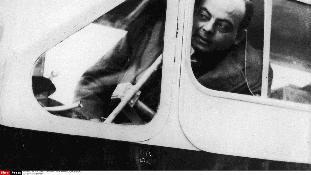 L'aventure de l'Aéropostale, à partir de 1927, a été marquée par des pilotes restés célèbres, parmi lesquels Antoine de St-Exupery.