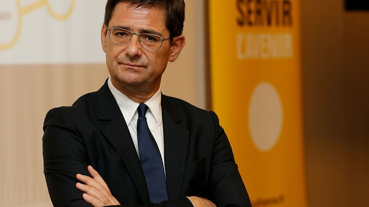 Nicolas Dufourcq, le patron de Bpifrance, veut restaurer l'image des PME françaises auprès du «Mittelstand» allemand.