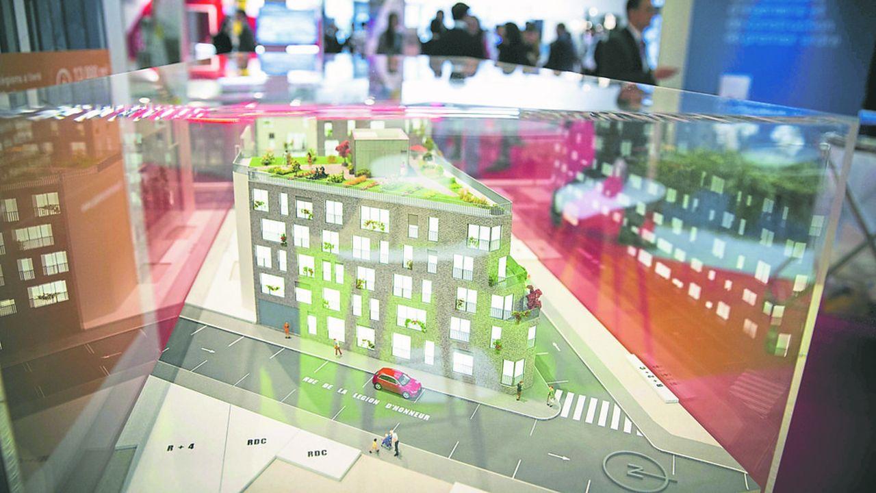 Via leur site Internet, les acteurs du crowdfunding proposent souvent de miser sur la construction de logements tels que des appartements dans la banlieue parisienne.