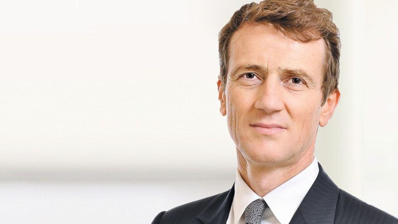 Le banquier de 57 ans reste en charge de la BFI, qu'il dirige depuis 2014