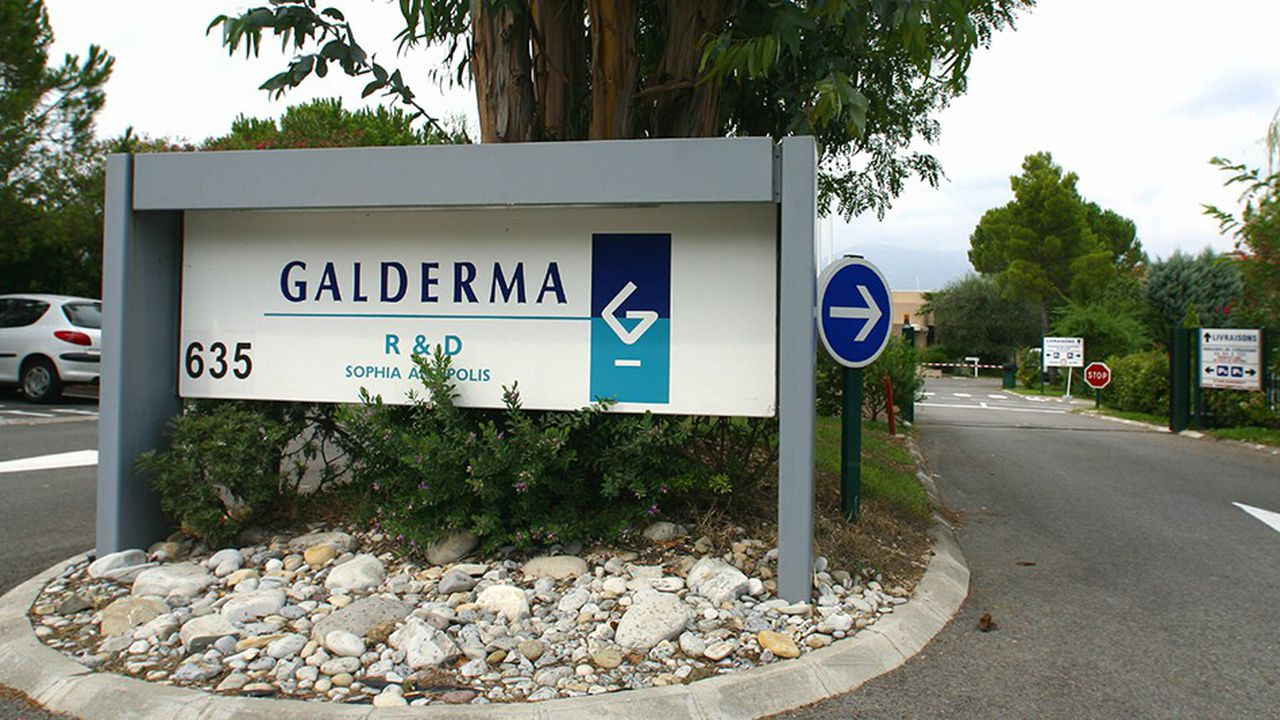 GALDERMA, Recherche et Developpement