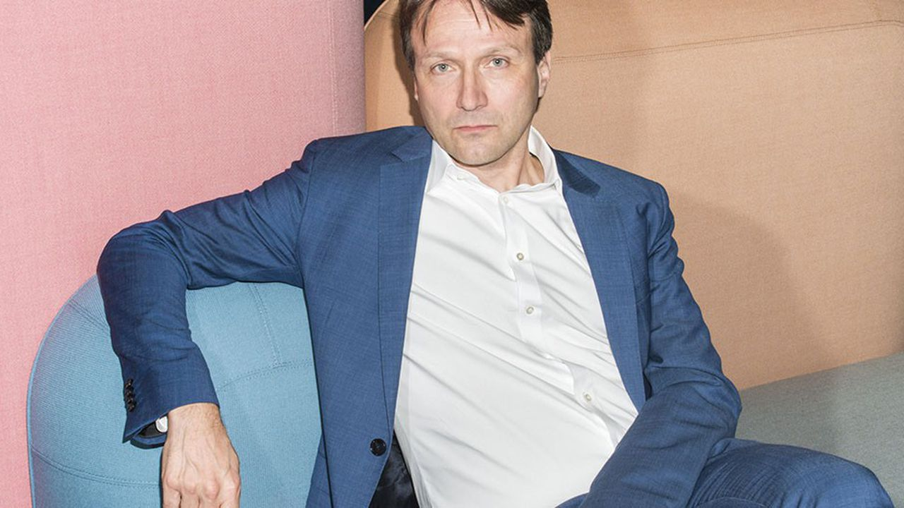 Wolfgang Blau, président de Condé Nast International.