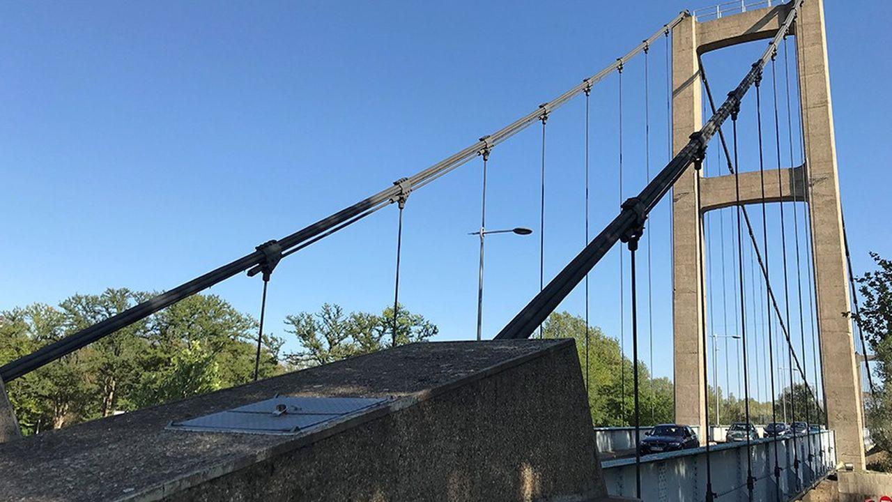 Les ponts de la Métropole de Lyon sous contrôle