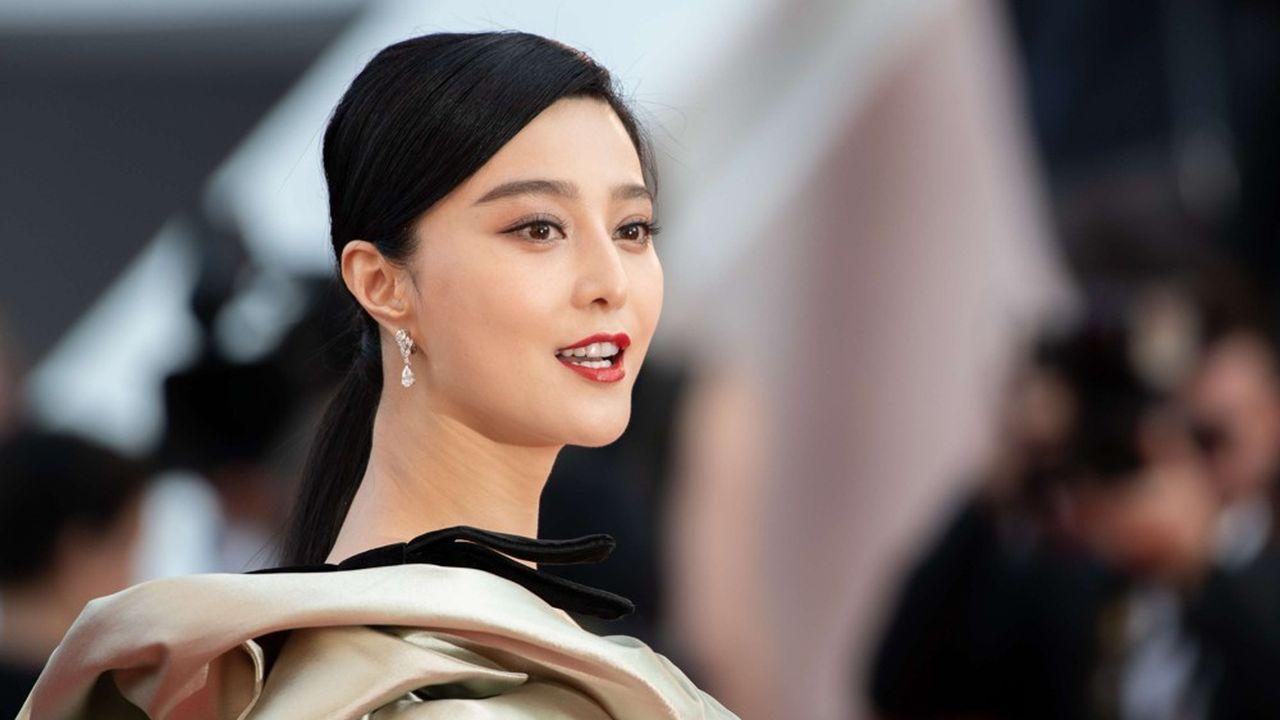 La star de cinéma chinoise était totalement invisible depuis trois mois (photo: au Festival de Cannes 2018)