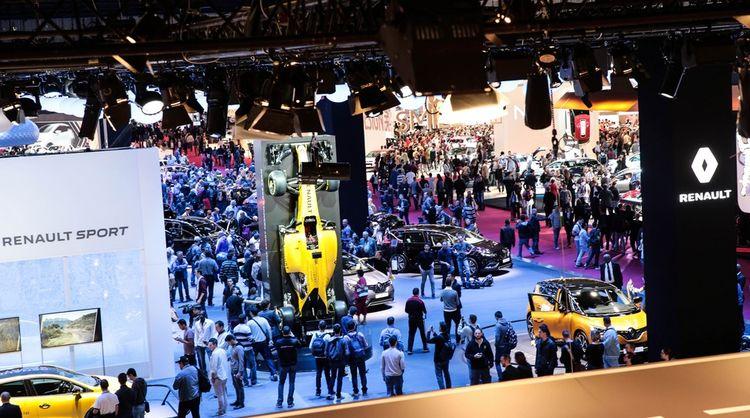 Espace mobilités au Mondial de l'auto :    « Le sens de l'histoire »