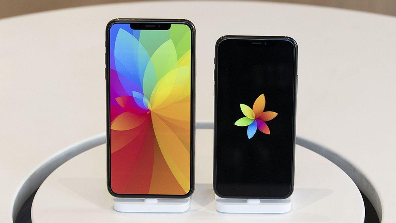 Selon les calculs de TechInsights, la dalle OLED Samsung du nouvel iPhone XS Max est l'élément le plus cher de l'appareil.