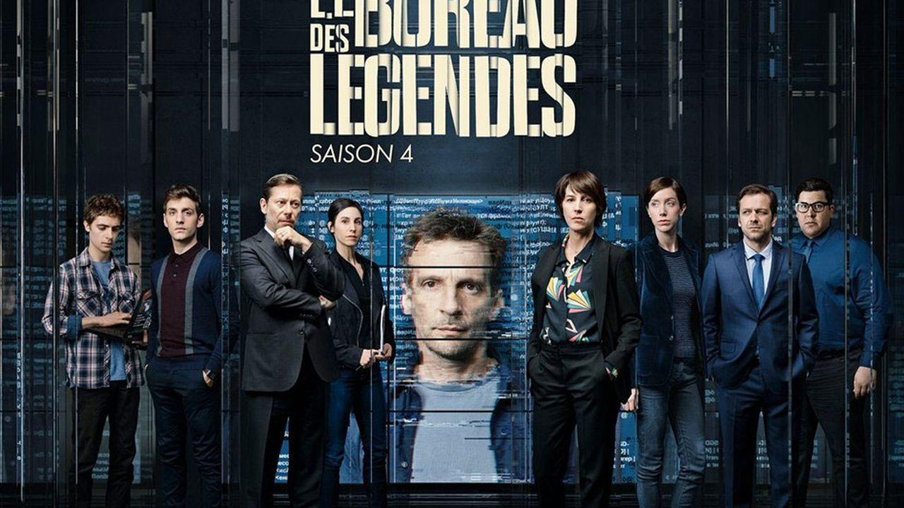 Federation a notamment coproduit «Le Bureau des légendes».